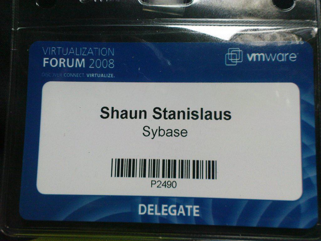 VMware delegate